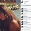 Elisabetta Gregoraci in topless a Montecarlo le foto su Instagram 05