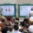 Funerali di Maria Cristina Omes e dei suoi figli Giulia e Gabriele10