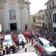 Funerali di Maria Cristina Omes e dei suoi figli Giulia e Gabriele05