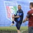 Italia-Costa Rica. De Rossi, Buffon, Barzagli e De Sciglio non si allenano