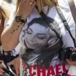 Michael Jackson moriva 5 anni fa: fan spargono 15 rose sulla tomba17