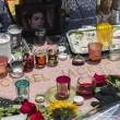 Michael Jackson moriva 5 anni fa: fan spargono 15 rose sulla tomba18