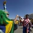 Mondiali Brasile 2014. La cerimonia di apertura02