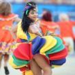 Mondiali Brasile 2014. La cerimonia di apertura13