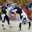 Mondiali Brasile 2014. La cerimonia di apertura06