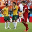 Australia-Olanda 2-3, le FOTO: la partita, lo stadio, i tifosi