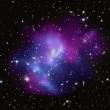 Scontro tra 4 ammassi di galassie a 5mld di anni luce da noi: le foto Nasa 2