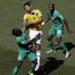 Colombia-Costa D'Avorio 2-1, le FOTO: i gol, lo stadio, i tifosi, tabellino e pagelle
