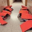 Coperte antiproiettili nelle scuole usa per proteggere i bimbi (foto) 2