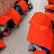 Coperte antiproiettili nelle scuole usa per proteggere i bimbi (foto)