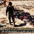 Iraq, jihadisti Isis avanzano tra esecuzioni di massa, decapitazioni e violenza 4