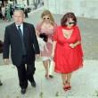 Fausto Leali e Germana Schena sposi: le foto del matrimonio a Foggia