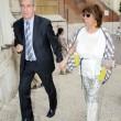 Fausto Leali e Germana Schena sposi: le foto del matrimonio a Foggia 3