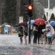 Nubifragi da Roma a Napoli: bombe d'acqua causano allagamenti e danni (foto) 9