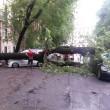 Nubifragi da Roma a Napoli: bombe d'acqua causano allagamenti e danni (foto) 4