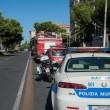Cagliari, si getta da balcone con in braccio le due figlie: arrestata08