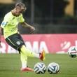 Mondiali 2014, biondo e con i bordi rasati: il nuovo look di Neymar02