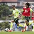 Mondiali 2014, biondo e con i bordi rasati: il nuovo look di Neymar3