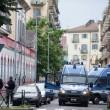 Movimenti casa, blitz e arresti a Torino per violenze a cortei anti-sfratto 01