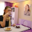 Rumeysa Gelg ha 17 anni: con i suoi 2 m e 13,5 cm è la più alta del mondo 08