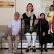 Rumeysa Gelg ha 17 anni: con i suoi 2 m e 13,5 cm è la più alta del mondo 188