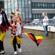La Germania campione del mondo arriva a Berlino7