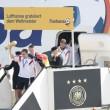 La Germania campione del mondo arriva a Berlino0