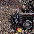 La Germania campione del mondo arriva a Berlino17