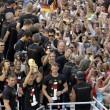 La Germania campione del mondo arriva a Berlino16