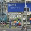 Roma, stazione Trastevere: uomo muore travolto dal treno03