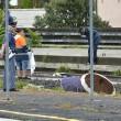 Roma, stazione Trastevere: uomo muore travolto dal treno04
