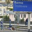 Roma, stazione Trastevere: uomo muore travolto dal treno07