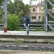Roma, stazione Trastevere: uomo muore travolto dal treno12