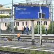 Roma, stazione Trastevere: uomo muore travolto dal treno13