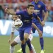 Manchester United-Inter 5-3 dopo rigori. Errore fatale di Andreolli 2