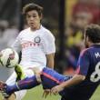 Manchester United-Inter 5-3 dopo rigori. Errore fatale di Andreolli 8