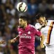 Real Madrid-Roma 0-1 (Francesco Totti): video gol 1