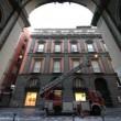 Salvatore Giordano, dopo la sua morte i lavori alla Galleria Umberto I FOTO 2