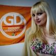 Lisa Torrisi, pornostar, alla Festa dei Giovani Democratici a Napoli 13
