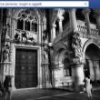 Venezia, turista scala Palazzo Ducale e nessuno interviene: le foto 4