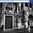 Venezia, turista scala Palazzo Ducale e nessuno interviene: le foto 2