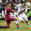 Real Madrid-Roma 0-1 (Francesco Totti): video gol