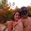 Un fulmine li sfiora mentre scattano un selfie in Messico FOTO VIDEO 4