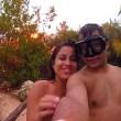 Un fulmine li sfiora mentre scattano un selfie in Messico FOTO VIDEO 5