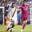 Real Madrid-Roma 0-1 (Francesco Totti): video gol 6