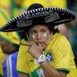 Brasile Germania 1-7: tifosi umiliati, lacrime sul campo e sugli spalti7