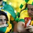 Brasile Germania 1-7: tifosi umiliati, lacrime sul campo e sugli spalti15