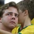 Brasile Germania 1-7: tifosi umiliati, lacrime sul campo e sugli spalti30
