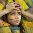 Brasile Germania 1-7: tifosi umiliati, lacrime sul campo e sugli spalti08