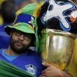 Brasile Germania 1-7: tifosi umiliati, lacrime sul campo e sugli spalti03